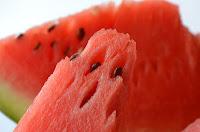 la pastèque est aussi une excellente source de vitamines, de minéraux et de lycopène