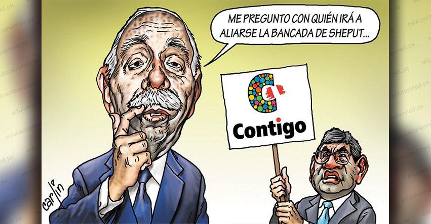 Carlincaturas Lunes 26 Agosto 2019 - La República