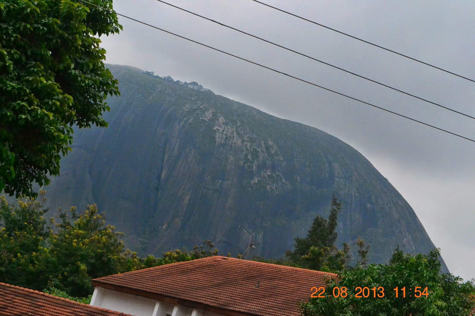 Tourism Abuja Rock