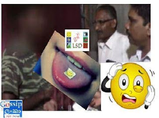 student sells illegal drugs stamp arrested