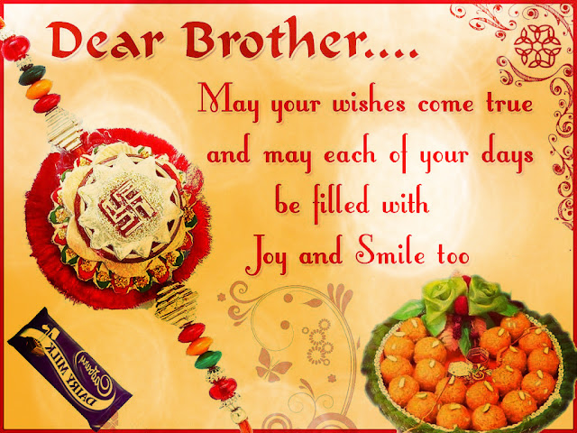 Happy Rakhi 2017 Messages