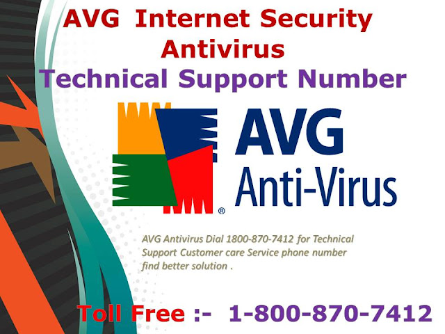 AVG Internet Security Antivirus Tech Support Number