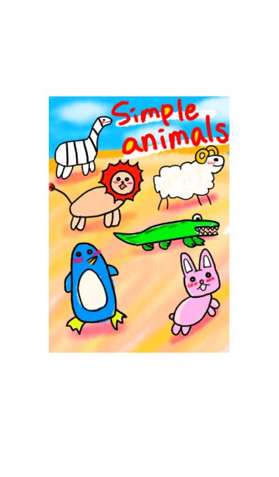 Simple animals 20