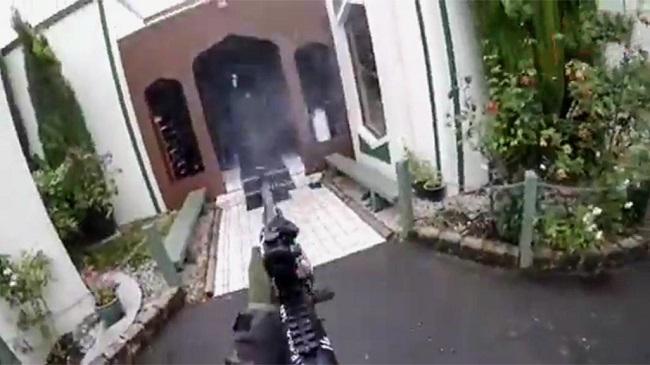 """أول خروج لزعيم إسلامي بعد """"مجزرة المصلّين"""" في نيوزيلاندا"""