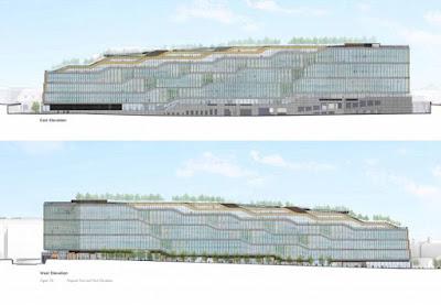4 - Google unveils plans for its new £1billion London based Headquarters (photos)