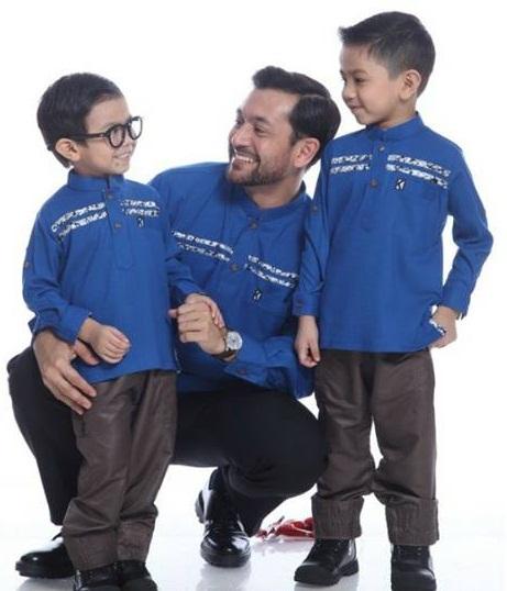 Kurta Kacax Modica Set Sedondon Ayah Anak