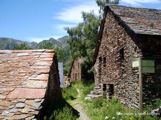 Bordes de Noarre, Valle del Cardós, Pirineo Catalán
