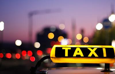 Μην ξεχνάτε δεν υπάρχουν ταξί σήμερα