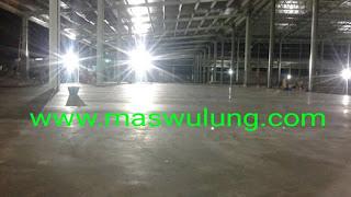 Kontraktor Floorhardener - Tukang Trowel Lantai - Spesialis Trowel Beton trowel lantai beton floor hardener