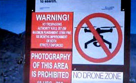 No Drone Zone - Aea 51