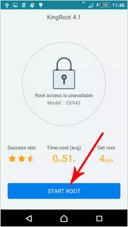Cara ROOT Sony Xperia Z1 C6943 dengan mudah