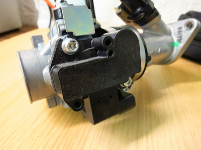 Yamaha YZF R125  fuel injection system