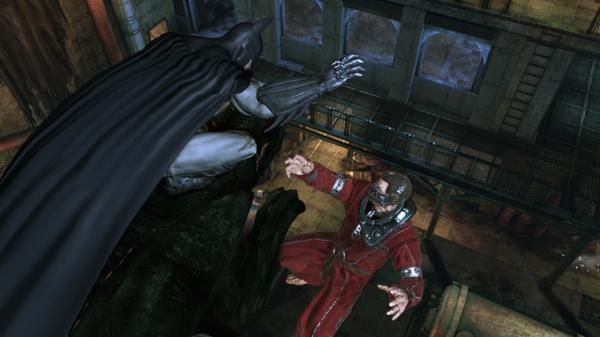 Batman Arkham Asylum GOTY PC Full Version Screenshot 2