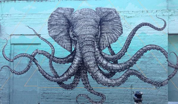 Graffiti en Londres