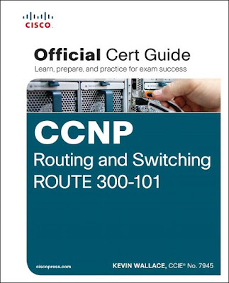 CCNP Routing and Switching Route 300-101 [PDF]