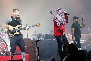 15.11.2017 Düsseldorf - Mitsubishi Electric Halle: Prophets Of Rage