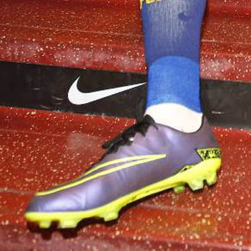 new styles 8c2bf 8283a Closer Look | Neymar Shows Off Camouflaged Nike Hypervenom ...