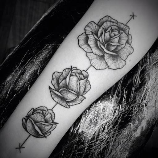 Esta flor a rosa design