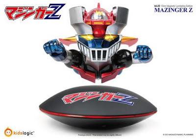 Mazinger Z Magnetic Levitating Version della Kids Logic