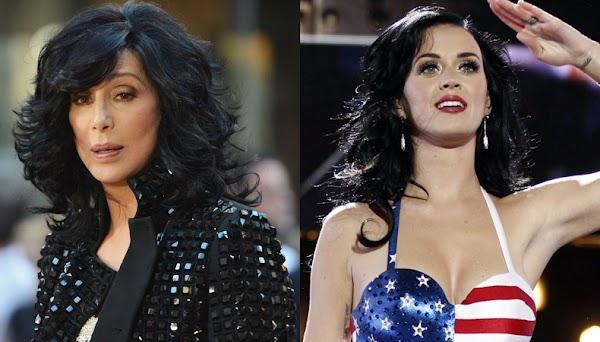 Cher e Katy Perry participarão de marcha Anti-Donald Trump nos EUA