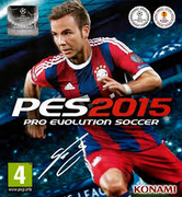 Pro Evolution Soccer 2015 PSP icon