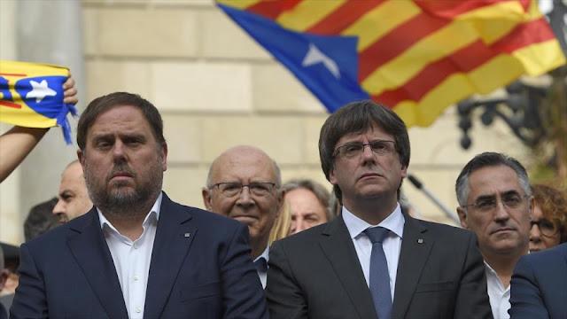 """Puigdemont declarará independencia, """"le guste o no"""" al Gobierno"""