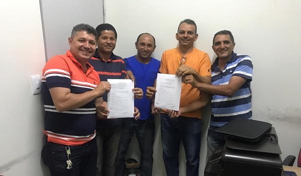 Marcos Celito é o novo Presidente da Câmara de Santa Cruz