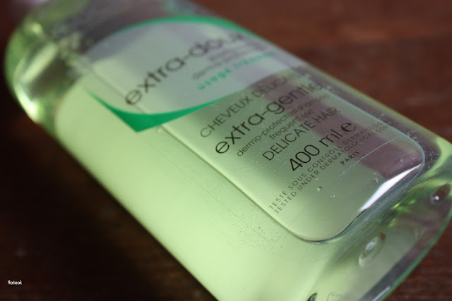 shampoing extra-doux de Ducray