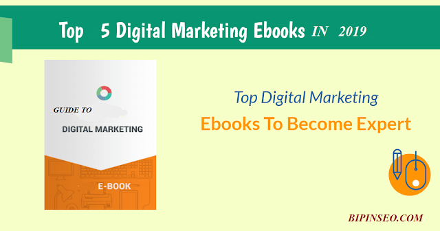 digital marketing e-book in 2019
