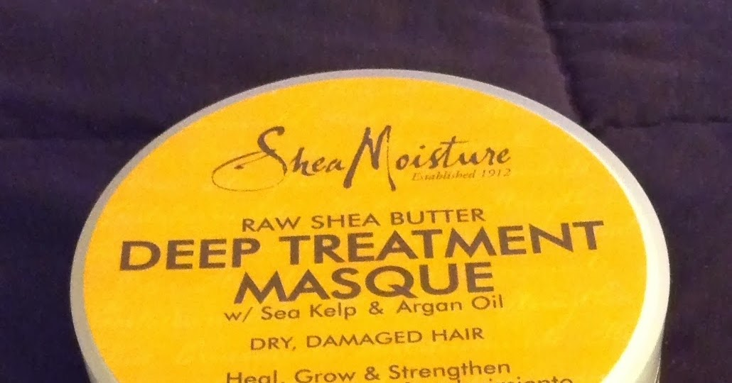 Shea Butter Deep Conditioner Natural Hair