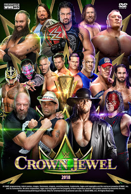 WWE Crown Jewel 2018 Custom HD Latino