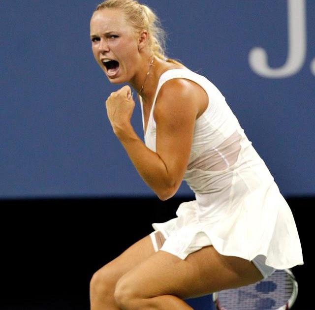 Agnieszka radwanska hot as hell at practice - 4 10