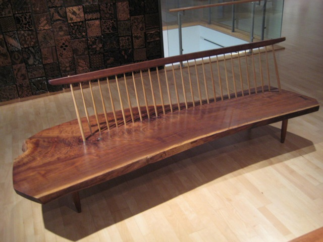 Vicsmuse Furniture Design Of George Nakashima