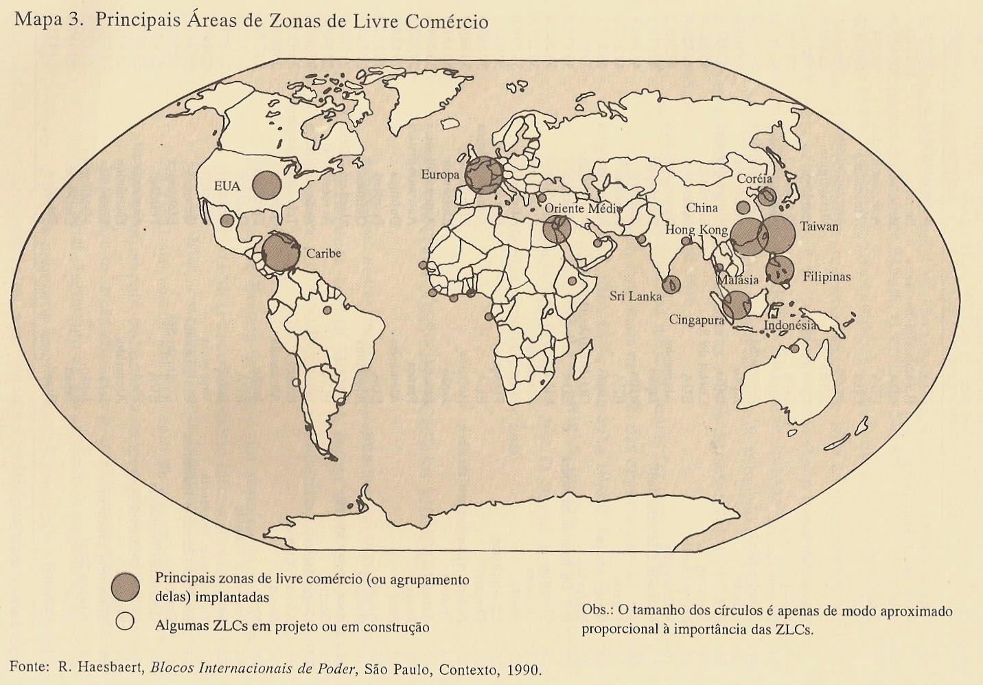 #Zonas Francas pelo Mundo