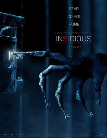 Insidious The Last Key 2018 English 300MB HC HDRip 480p ESubs