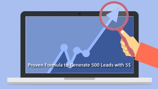 Generate more leads and get your sales boosted..