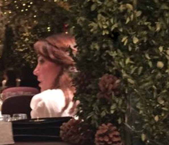 The Duchess Of Cambridge, Pippa And Carole Middleton At The Clos Maggiore Restaurant