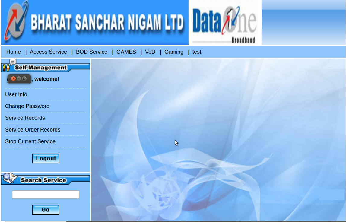 Blog Tips Codes How To Check Your Current Bsnl Broadband Plan