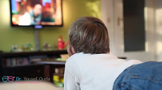 قواعد تعرض الاطفال للتليفزيون و الاجهزة الذكية