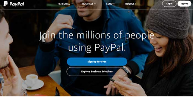 15 Easy Steps to Setup a Paypal Account : WikiAskme