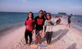 wisata open trip pulau harapan
