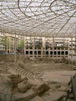 Caesaraugusta; Teatro de Caesaraugusta; Teatro romano de Caesaraugusta;Teatro romano; Teatro; Zaragoza; Aragón