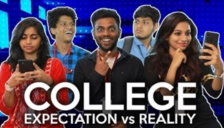 College Expectation vs Reality | 1 Kg Biriyani