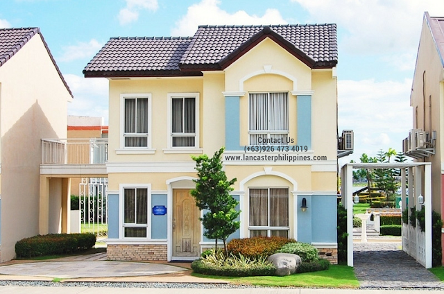 Gabrielle - Lancaster New City Cavite | House and Lot for Sale Imus-General Trias Cavite