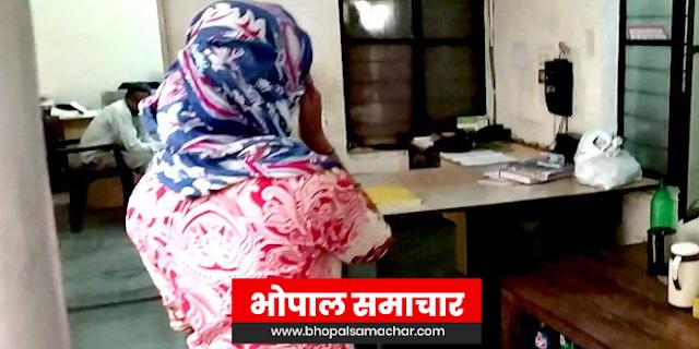 सिपाही महिला का रेप करता था, पति ने वीडियो बना लिया, FIR, गिरफ्तार | CHHATARPUR MP NEWS