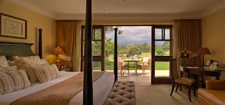 Fairmont Mount Kenya Safari Club located in Mount Kneya National Park near Nanyuki