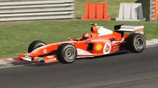 Assetto Corsa : Ferrari F2004