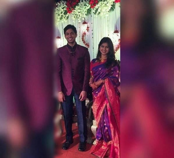 Mrunal Dusanis is married now! - Karamnook.com   Marathi Movies ...