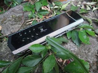 Hape Mewah Vertu V1 Versi China Body Metal Kulit Koleksi Pribadi