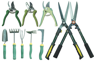 Garden Tools List for Beginners